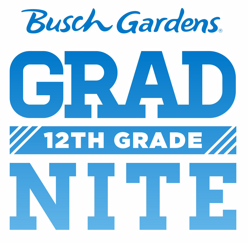Busch Gardens 12th Grade Senior Grad Night