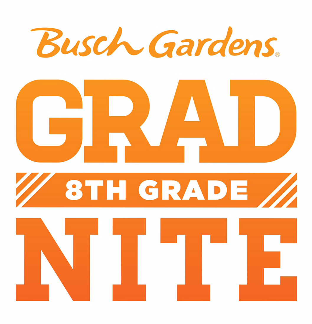 Busch Gardens 8th Grade Grad Night