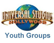 Universal Hollywood Youth Groups