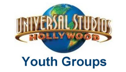 Universal Studios Hollywood Youth Groups